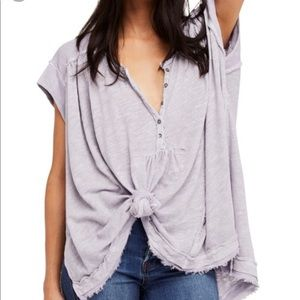 We the Free by Free People Aster Lilac color